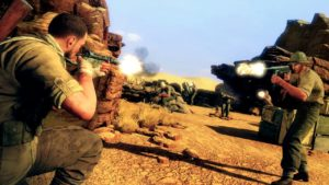 SNIPER ELITE 3 Ultimate Edition arriverà su Nintendo Switch in autunno