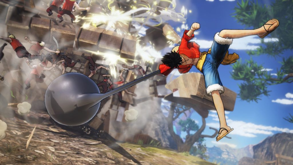 ONE PIECE- PIRATE WARRIORS 4_3