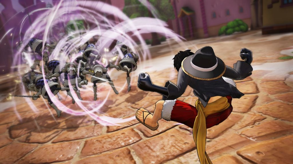 ONE PIECE- PIRATE WARRIORS 4_7
