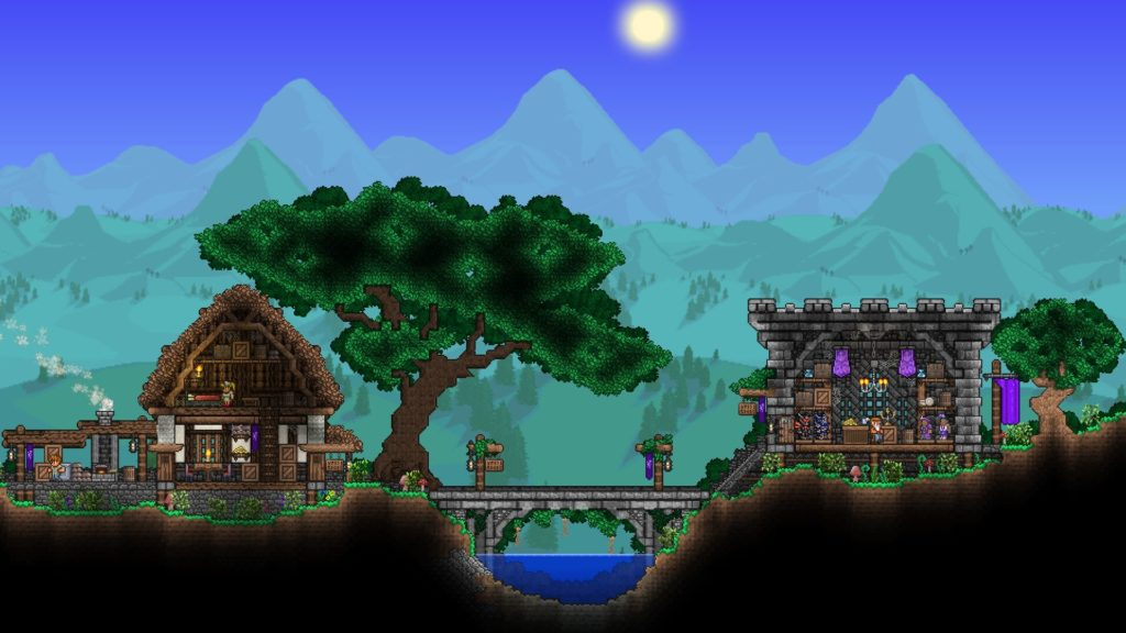 Terraria su Nintendo Switch_1