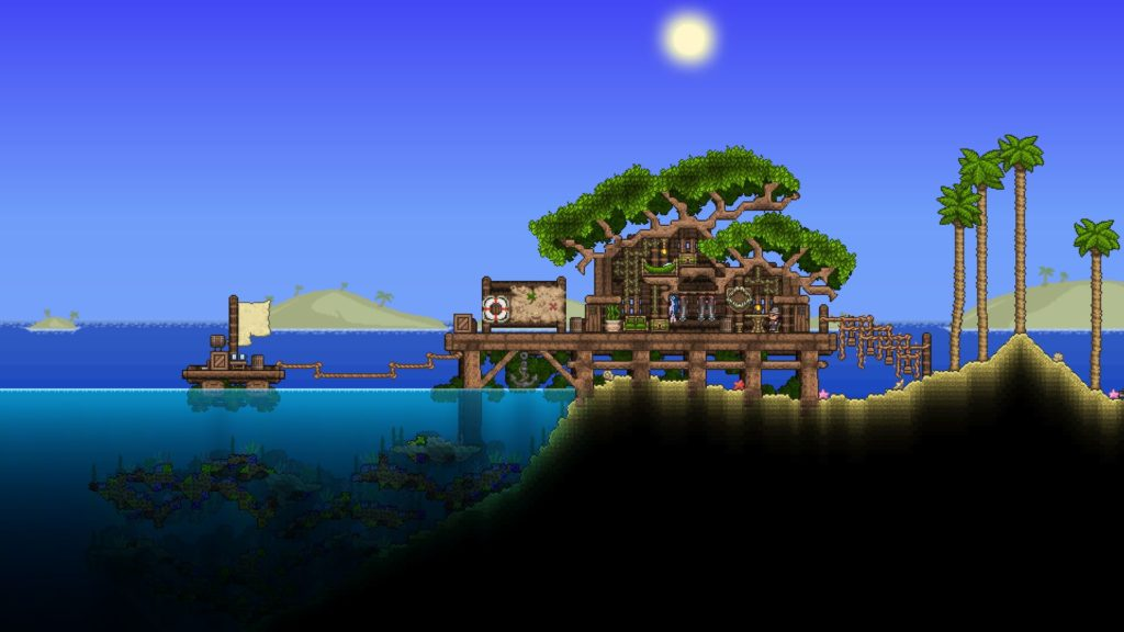 Terraria su Nintendo Switch_3