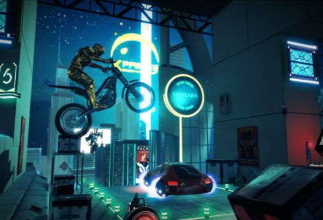 Annunciato Trials Rising: Crash & Sunburn