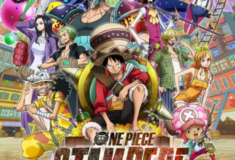 One Piece: Stampede – Il Film: Luffy e la sua ciurma sbarca in anteprima nei The Space Cinema