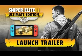 Prendi un bel respiro profondo! Sniper Elite 3 Ultimate Edition è disponibile su Nintendo Switch!