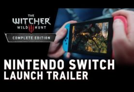The Witcher 3 è disponibile da oggi per Nintendo Switch