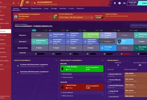Football Manager 2020 è disponibile