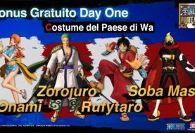 One Piece Pirate Warriors 4 arriva il 27 marzo 2020