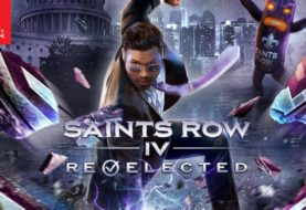 La pazzia di Saints Row IV Re-Elected contagia Nintendo Switch