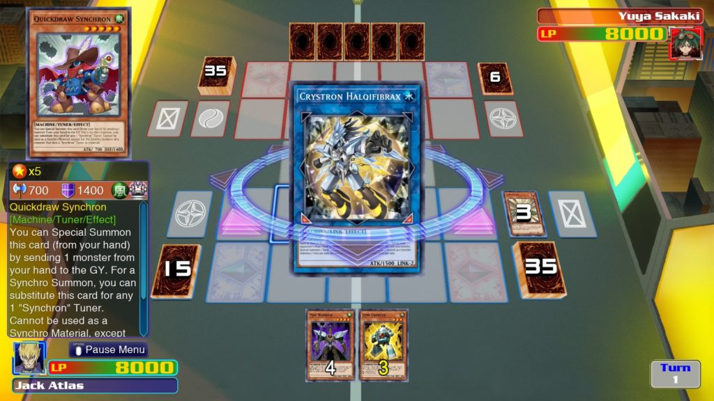 Yu-Gi-Oh! Legacy of the Duelist Link Evolution