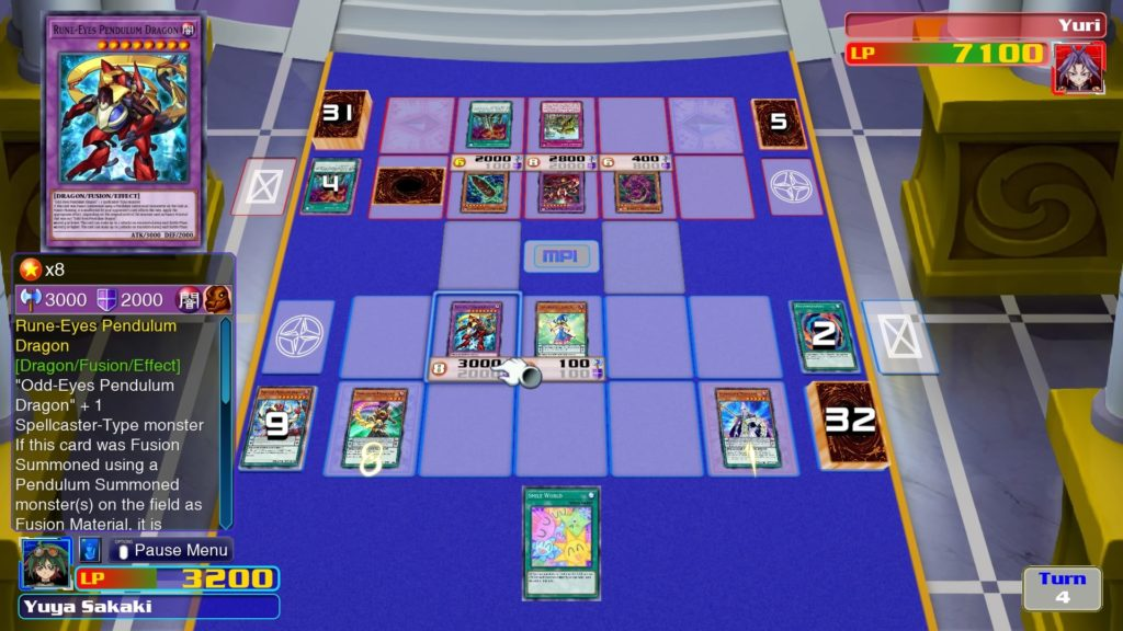 Yu-Gi-Oh! Legacy of the Duelist Link Evolution_2