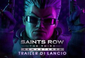 Saints Row The Third Remastered è disponibile!