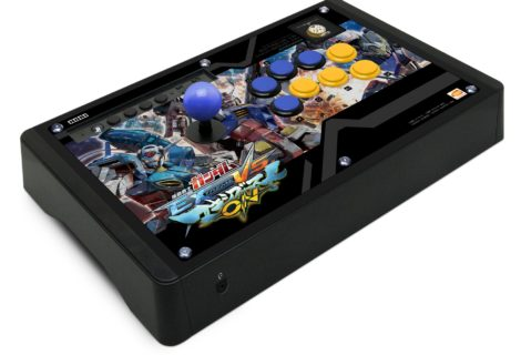 Arcade Stick per MOBILE SUIT GUNDAM EXTREME VS. MAXIBOOST ON