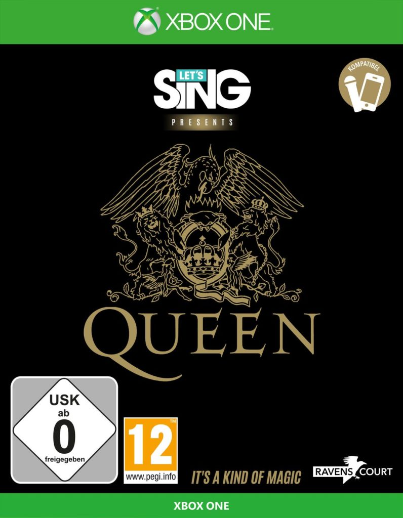 Let's Sing presents Queen