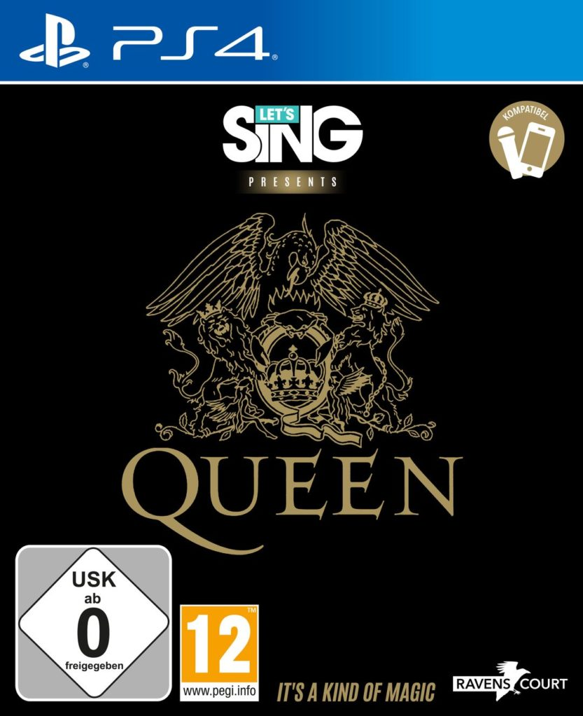 Let's Sing presents Queen_2