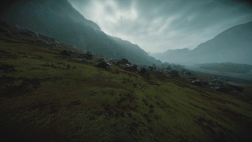 "Pete Rowbottom e il suo ""photo mode"" ispirato a Death Stranding"