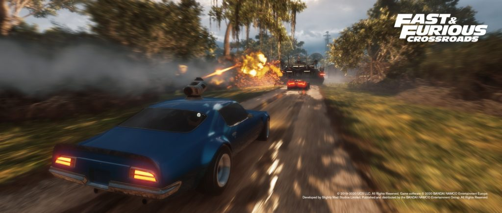 Fast & Furious Crossroads arriva su PC, PS4 e Xbox One