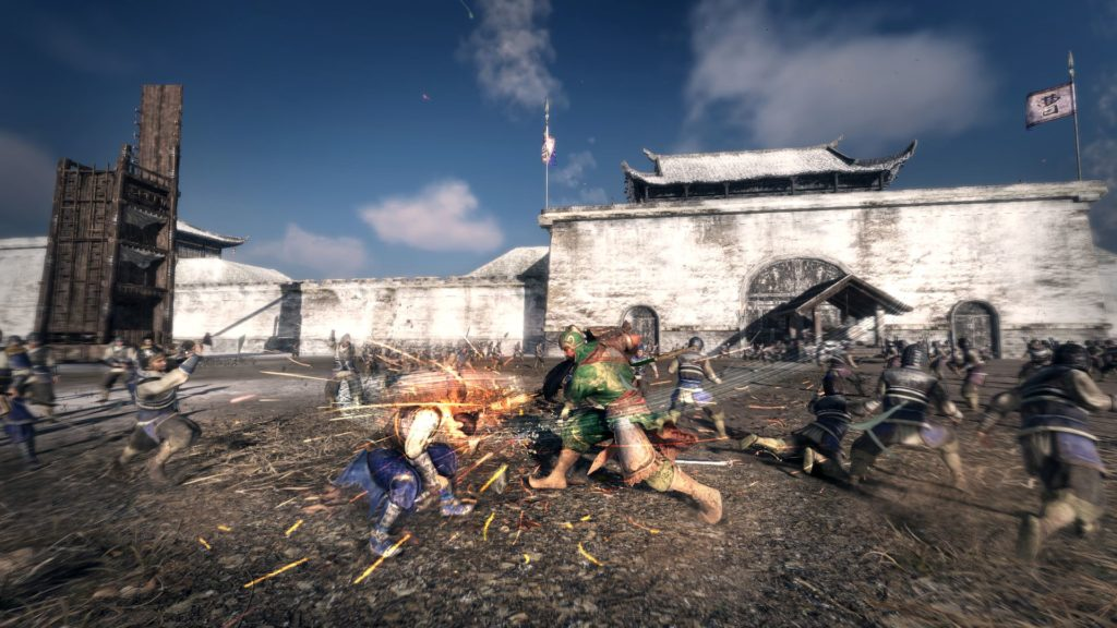 DYNASTY WARRIORS 9 Empires TGS 2020_1