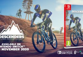 Descenders in arrivo su Nintendo Switch il 6 novembre