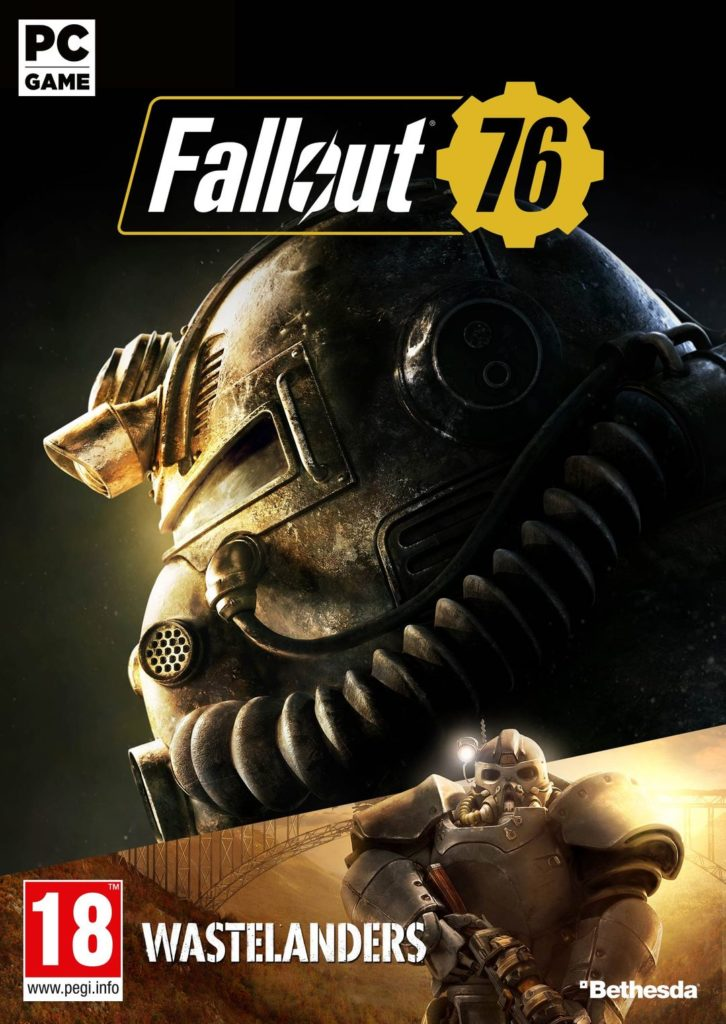 Fallout 76 Wastelanders cover PC