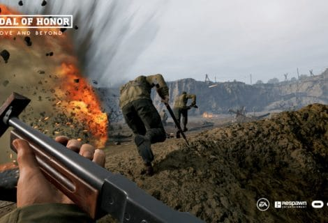 Medal of Honor: Above and Beyond arriva in VR a Dicembre