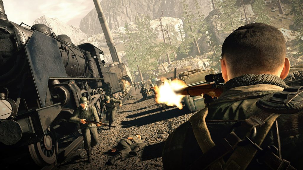 Sniper Elite 4 Nintendo Switch_1