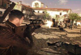 SNIPER ELITE 4 è disponibile su Nintendo Switch