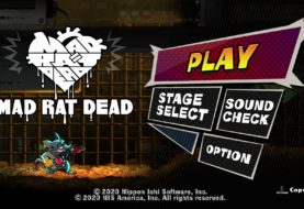Mad Rat Dead è disponibile
