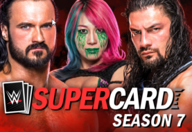 Annunciata la Stagione 7 di WWE SuperCard in arrivo per iOS, dispositivi Android e Facebook Gaming