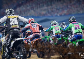 Annunciato Monster Energy Supercross - The Official Videogame 4