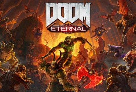 DOOM Eternal è disponibile ora su Nintendo Switch