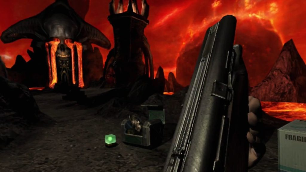 DOOM 3- VR EditionPortable Network Graphics