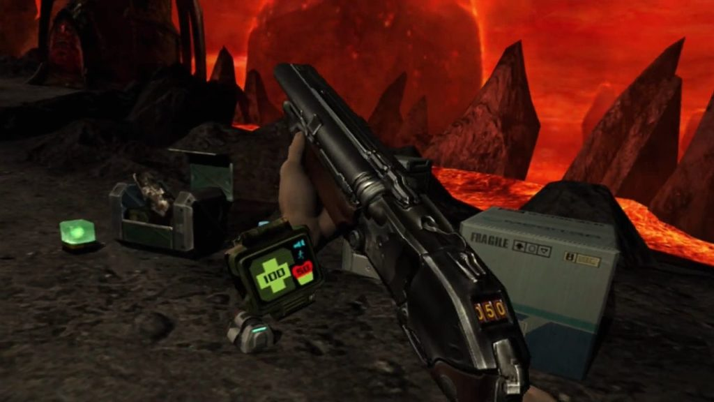 DOOM 3- VR EditionPortable Network Graphics_1