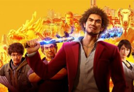 Yakuza: Like a Dragon è disponibile su PS5