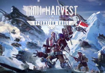 "KING Art Games è lieta di annunciare ""Operation Eagle"" il primo add-on di Iron Harvest!"